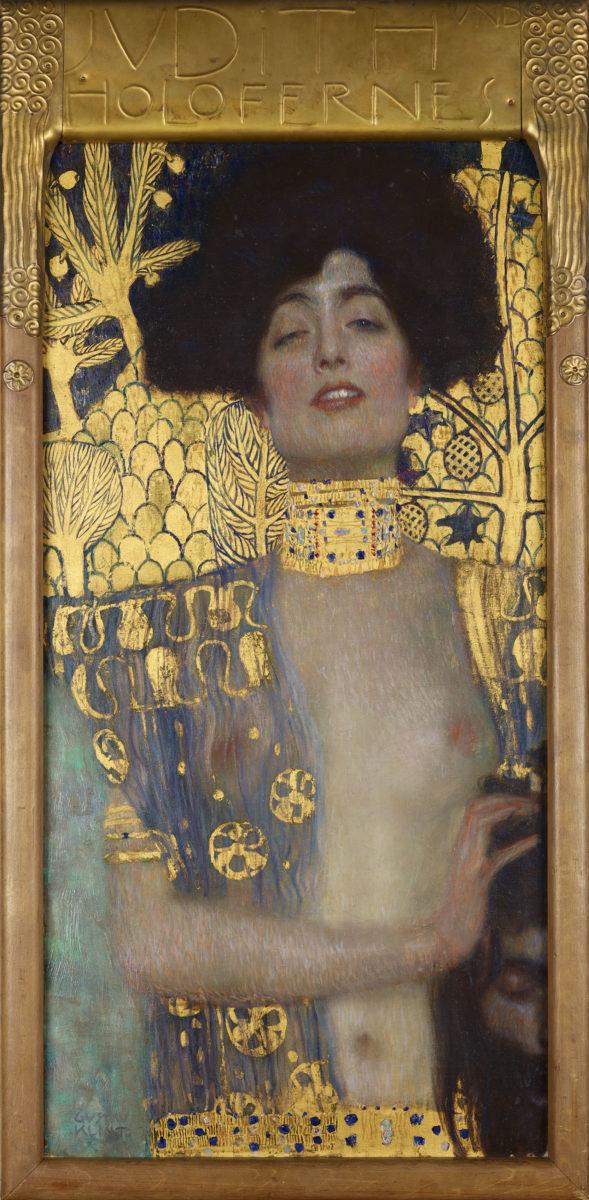 'Judith si Holofern', Gustav Klimt, 1901-2