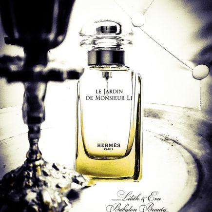 Hermès: Le Jardin de Monsieur Li.