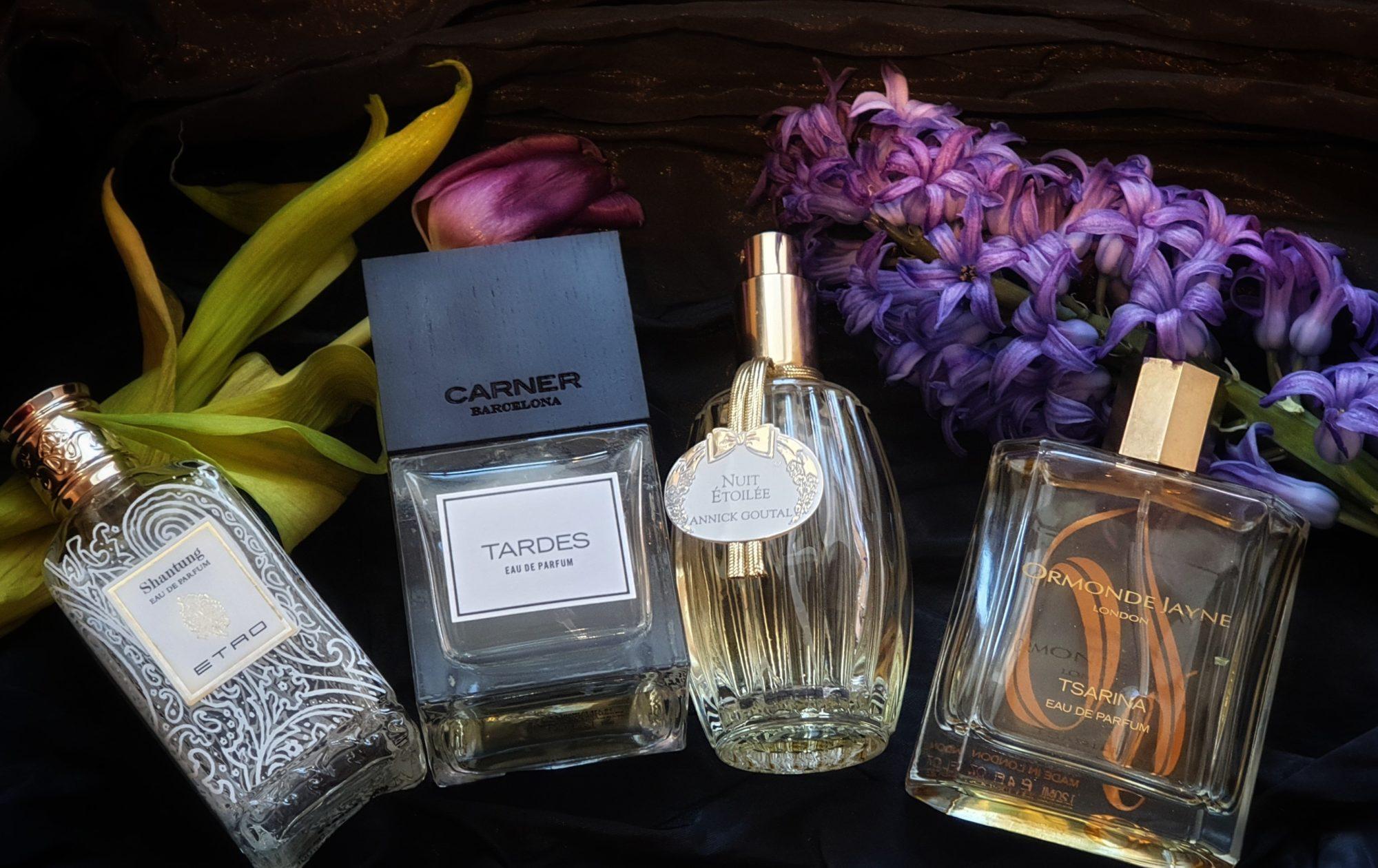 Top 5 spring perfumes