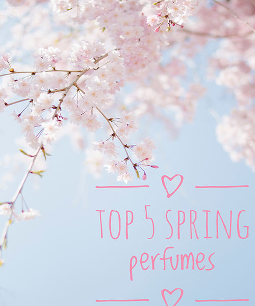 Top 5 perfumes for spring
