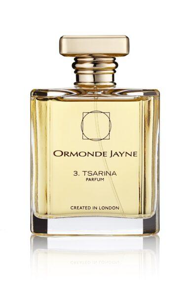 Tsarina by Ormonde Jayne, perfume review ©Fragrantica Top 5 spring perfumes