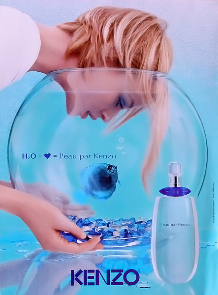 L'eau par Kenzo